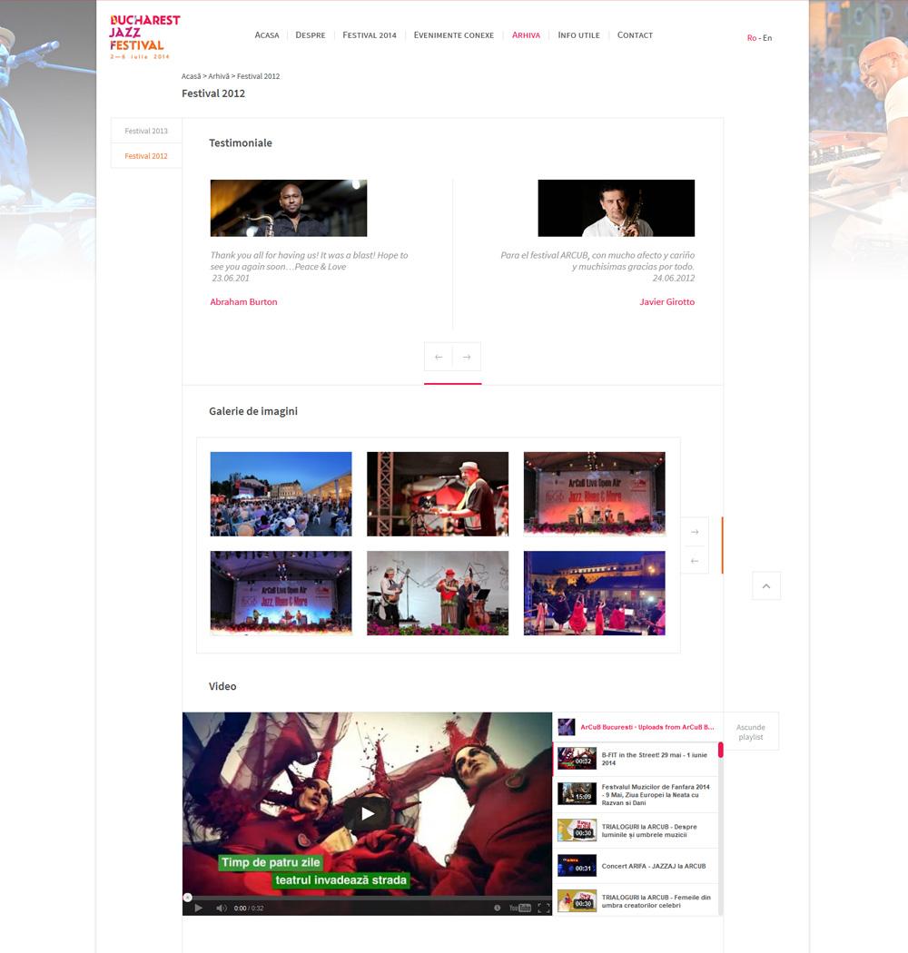 Pagina arhiva - festival 2012
