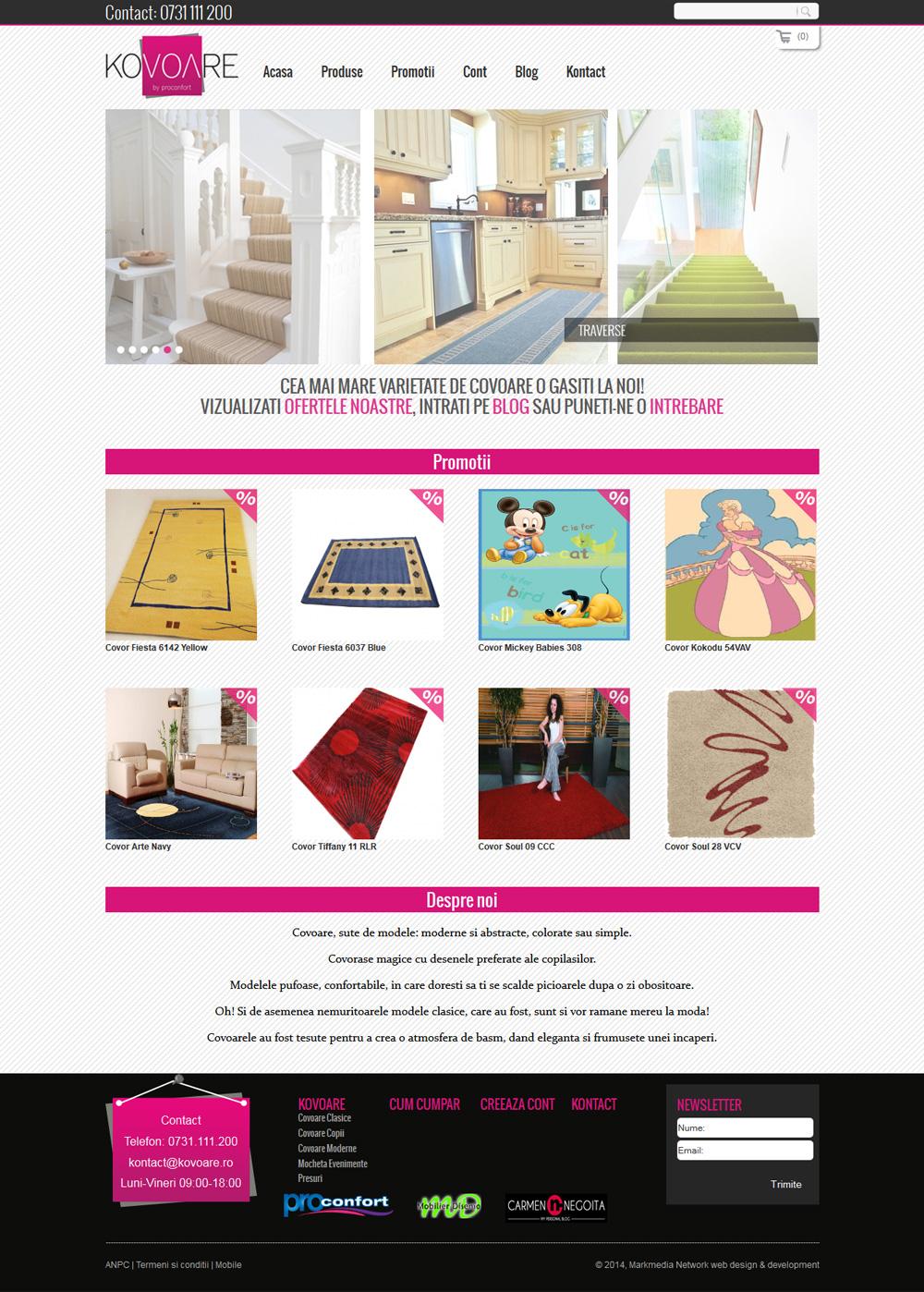 Kovoare.ro - Magazin online de covoare si accesorii